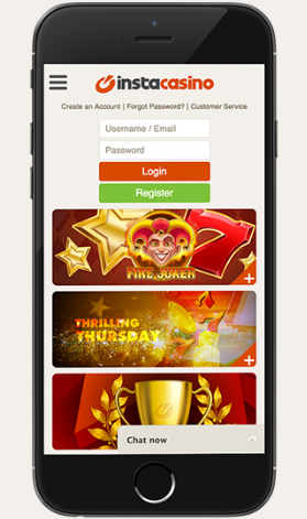 Casino, Nederland, Mobil, iPhone, Android